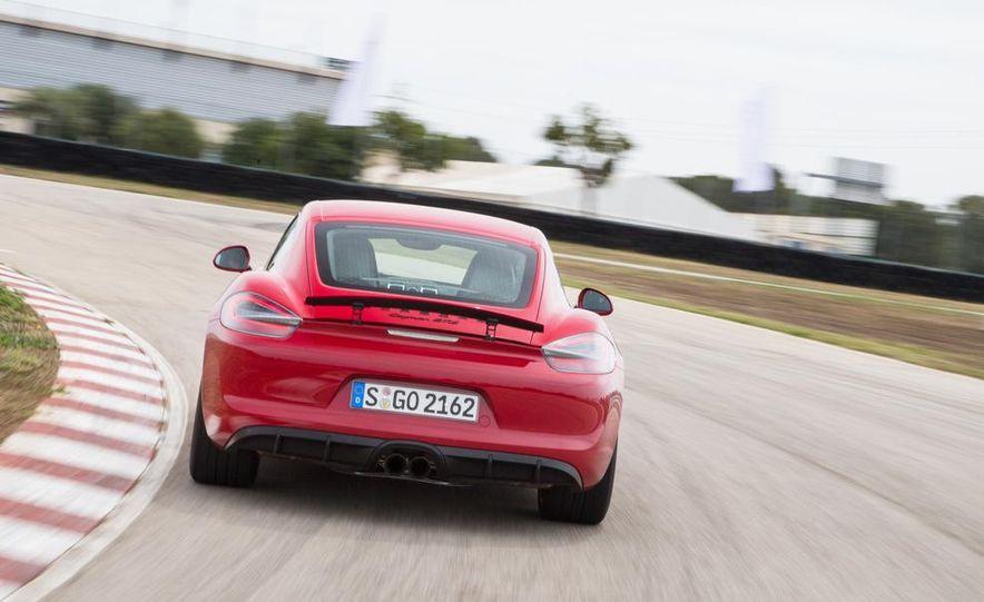 2015 Porsche Cayman GTS - Slide 10