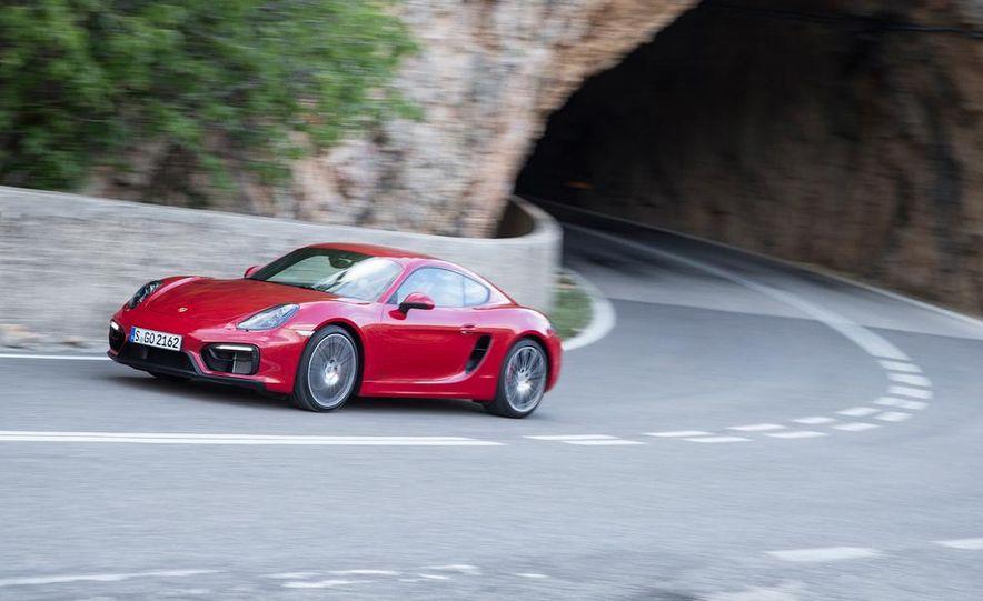 2015 Porsche Cayman GTS - Slide 15