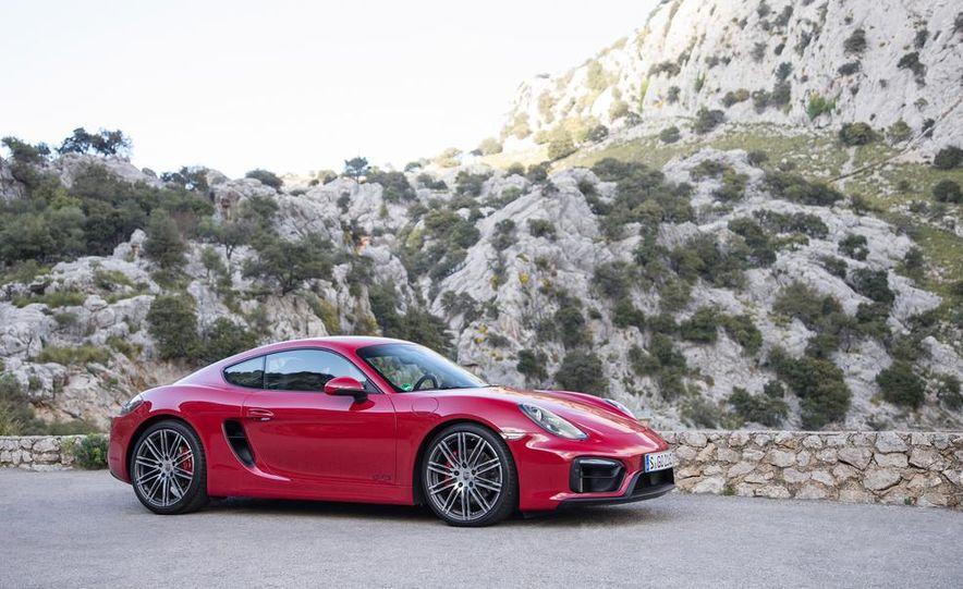 2015 Porsche Cayman GTS - Slide 22