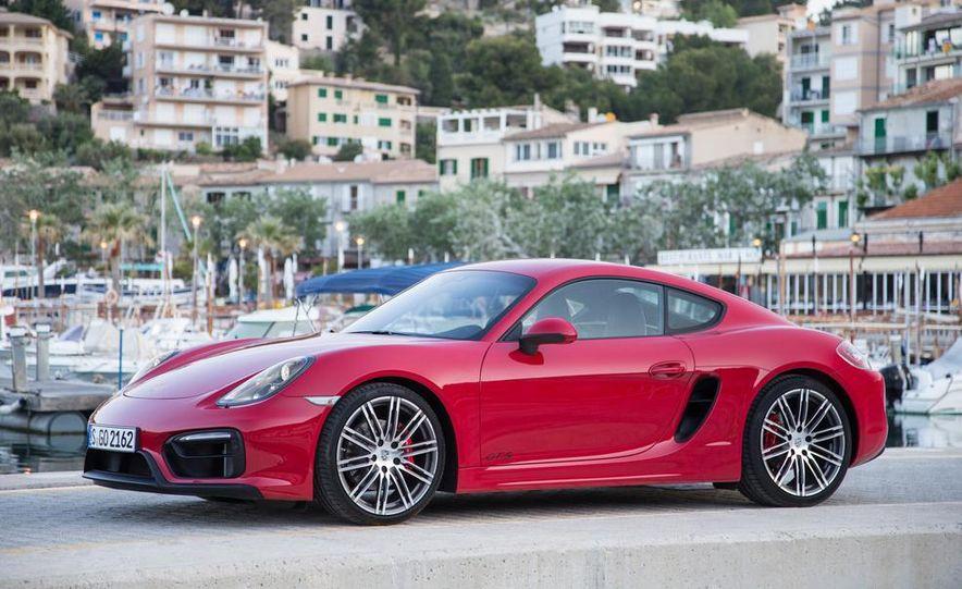 2015 Porsche Cayman GTS - Slide 25