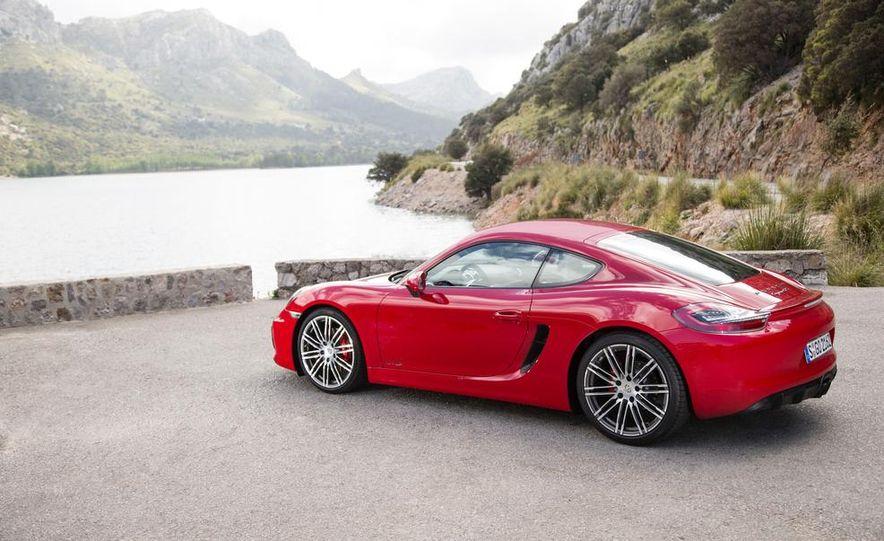 2015 Porsche Cayman GTS - Slide 28