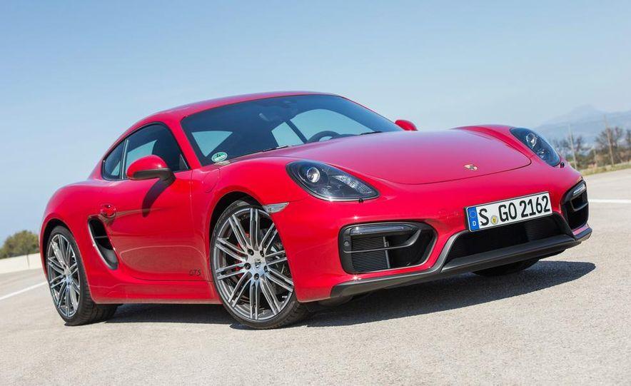 2015 Porsche Cayman GTS - Slide 31