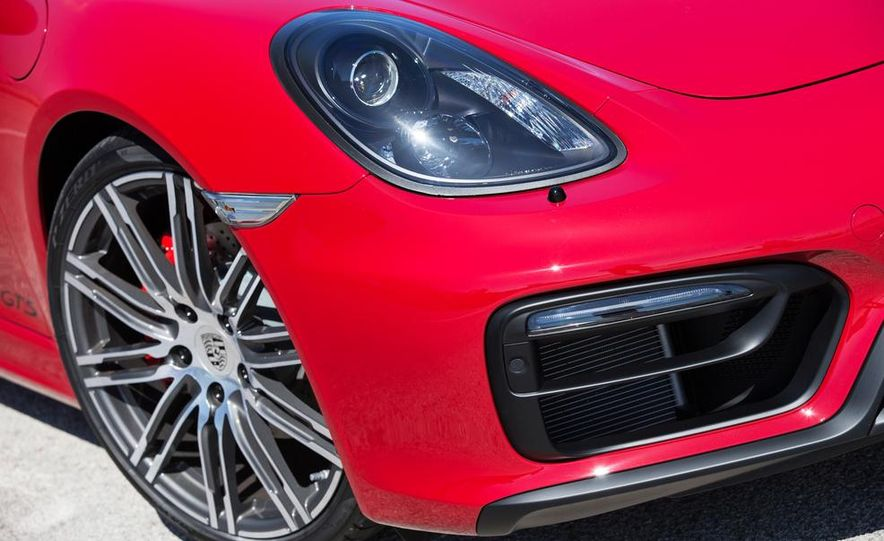 2015 Porsche Cayman GTS - Slide 35