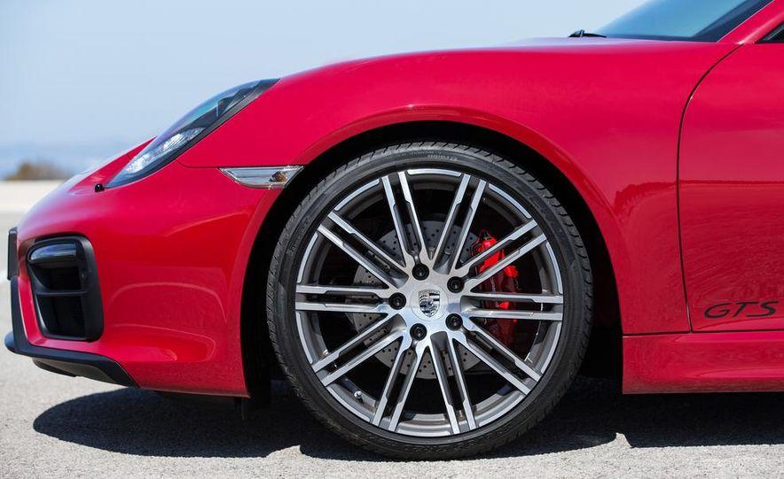 2015 Porsche Cayman GTS - Slide 36