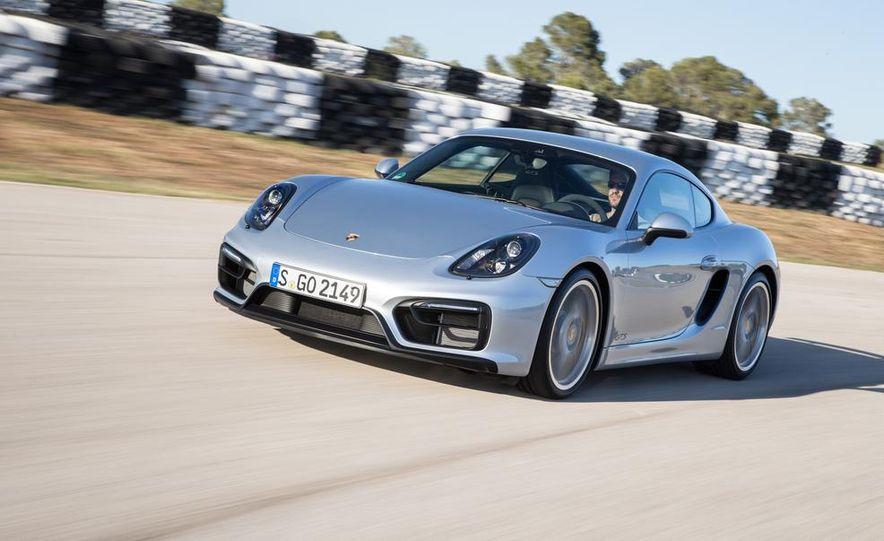 2015 Porsche Cayman GTS - Slide 51