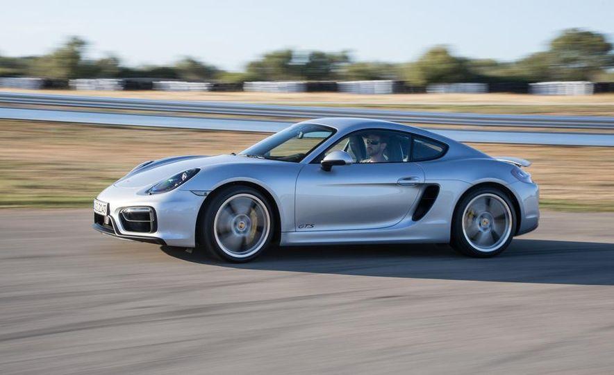 2015 Porsche Cayman GTS - Slide 55