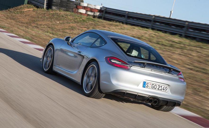 2015 Porsche Cayman GTS - Slide 62