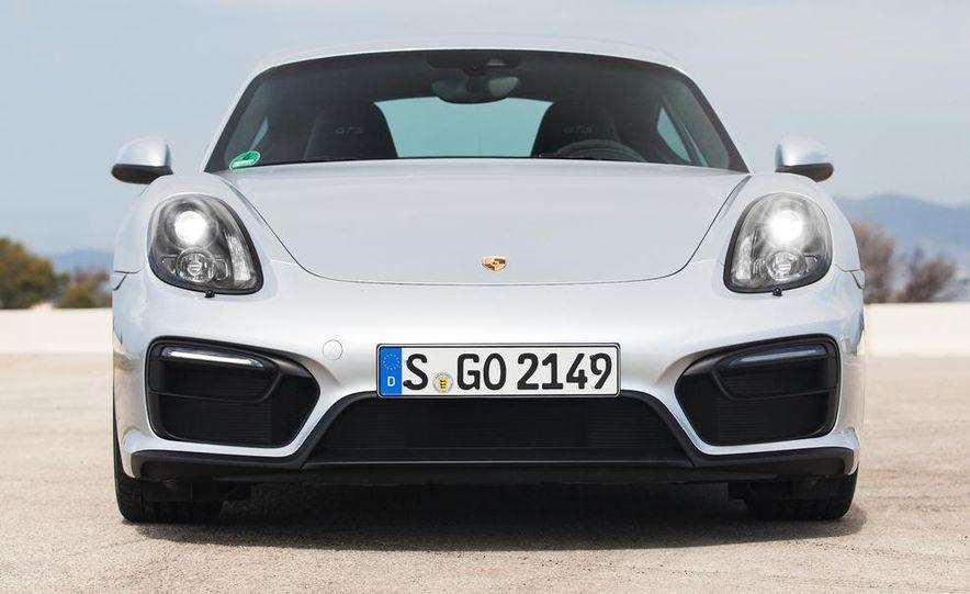 2015 Porsche Cayman GTS - Slide 65