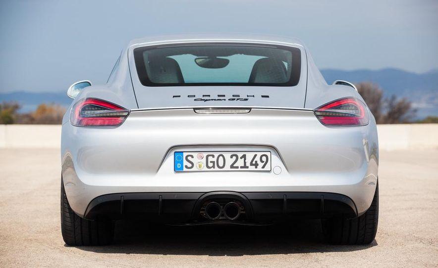 2015 Porsche Cayman GTS - Slide 66