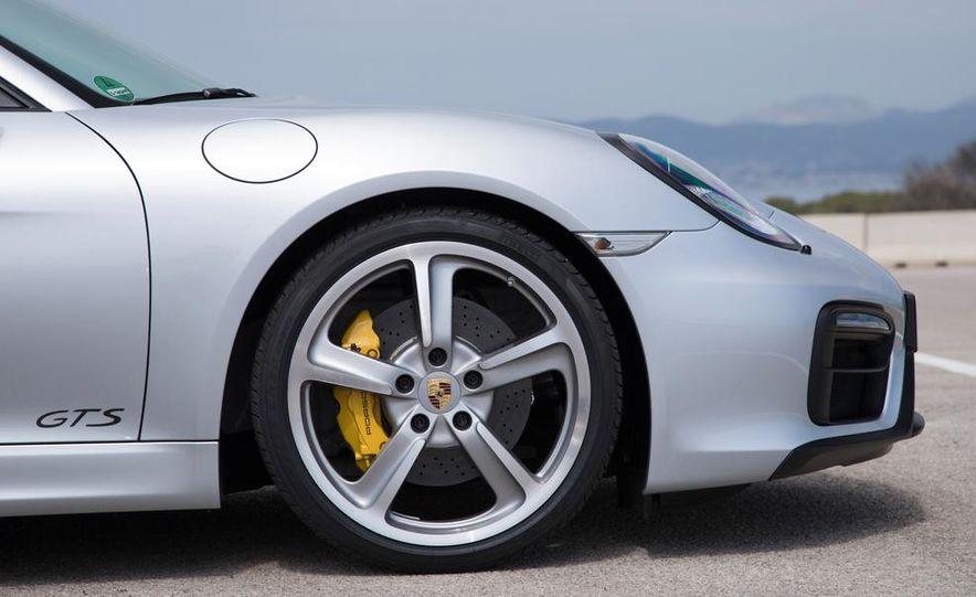 2015 Porsche Cayman GTS - Slide 67
