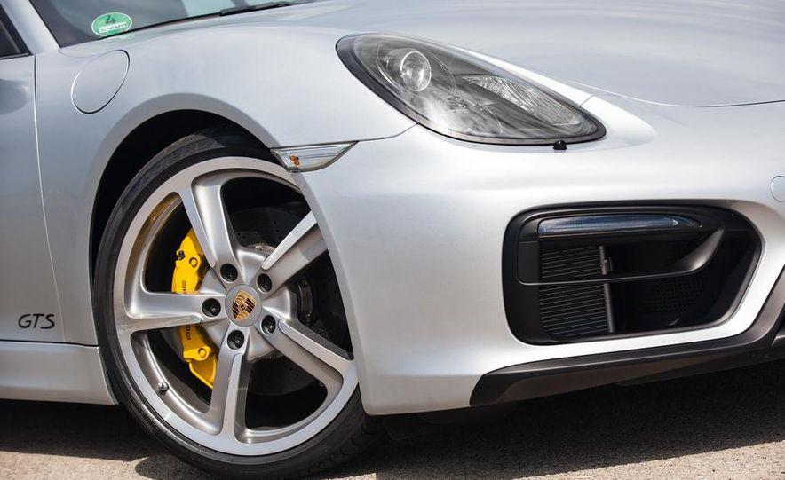 2015 Porsche Cayman GTS - Slide 68