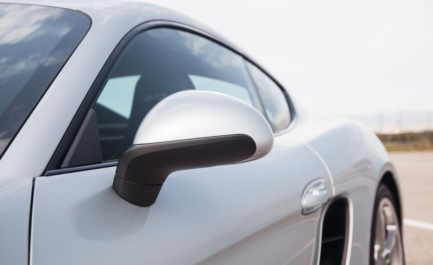 2015 Porsche Cayman GTS - Slide 69