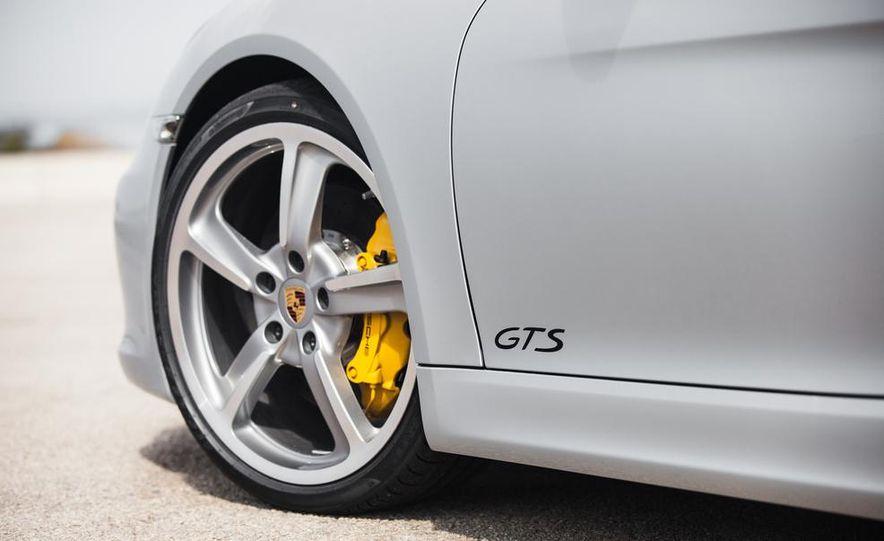 2015 Porsche Cayman GTS - Slide 70