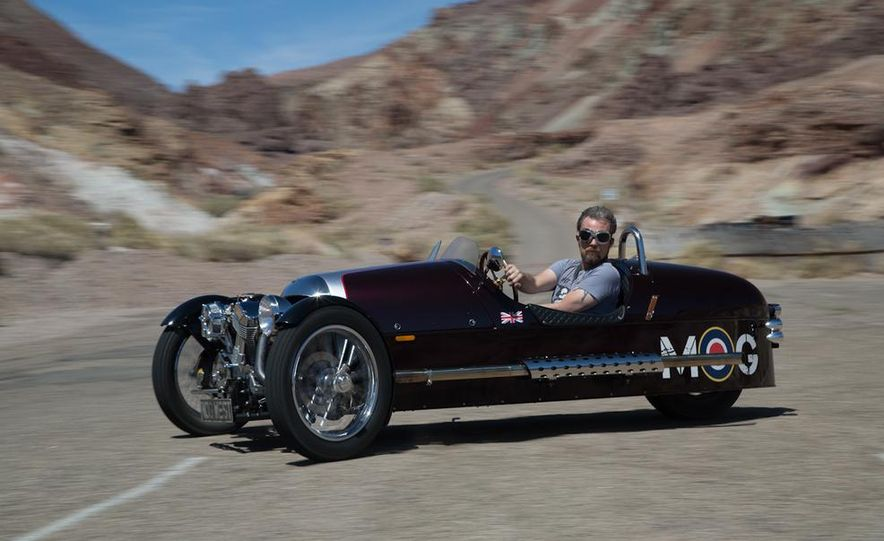 2013 Morgan 3 Wheeler - Slide 9