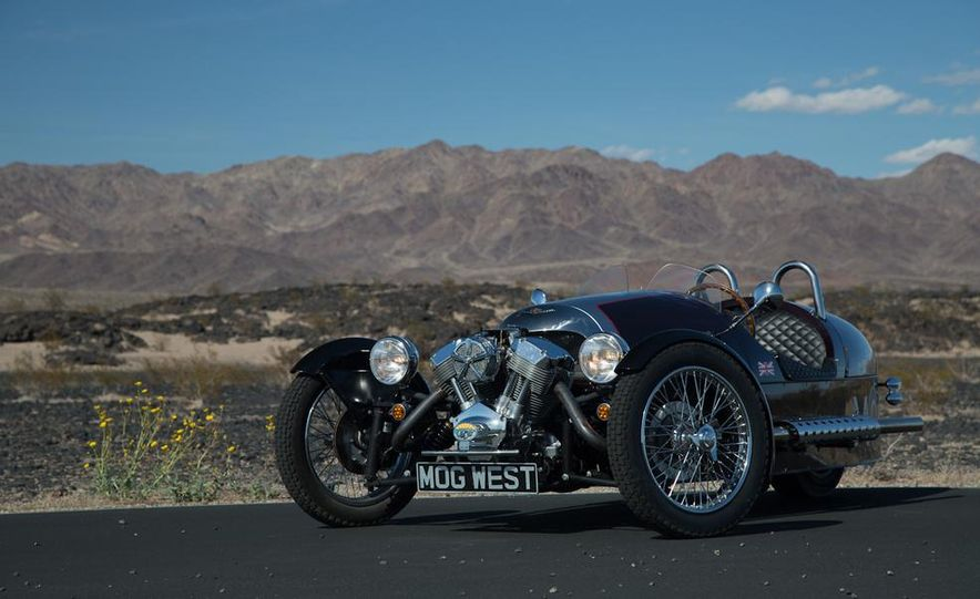 2013 Morgan 3 Wheeler - Slide 19