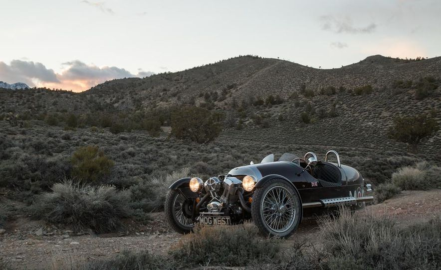 2013 Morgan 3 Wheeler - Slide 24