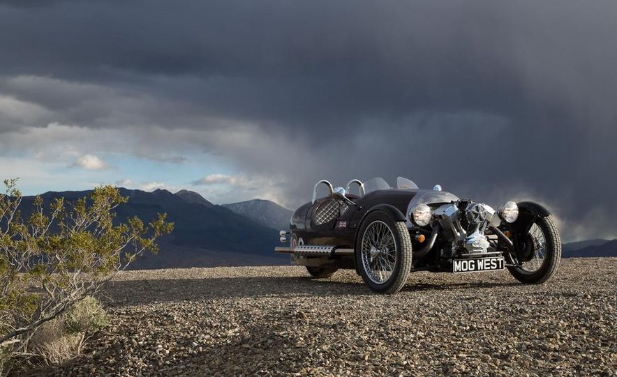 2013 Morgan 3 Wheeler - Slide 35