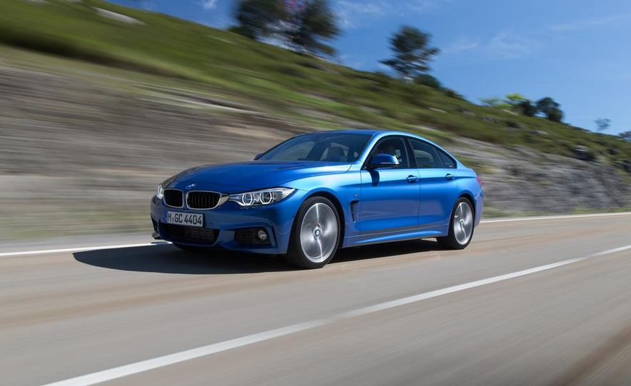 2015 BMW 428i Gran Coupe M Sport - Slide 1