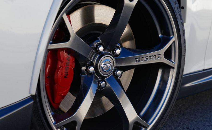 2015 Nissan 370Z NISMO and Nissan GT-R NISMO GT500 Super GT race car - Slide 7
