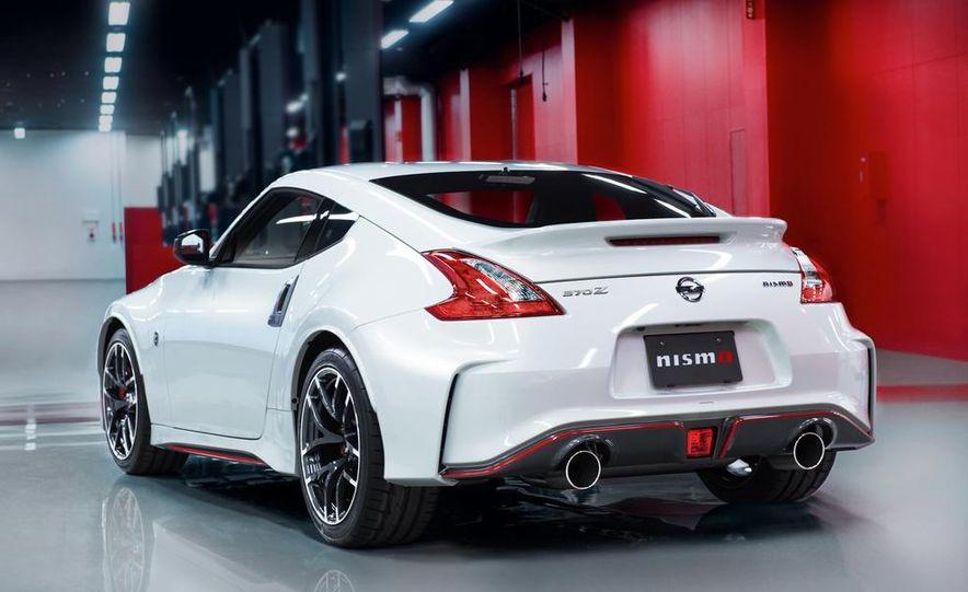 2015 Nissan 370Z NISMO and Nissan GT-R NISMO GT500 Super GT race car - Slide 3