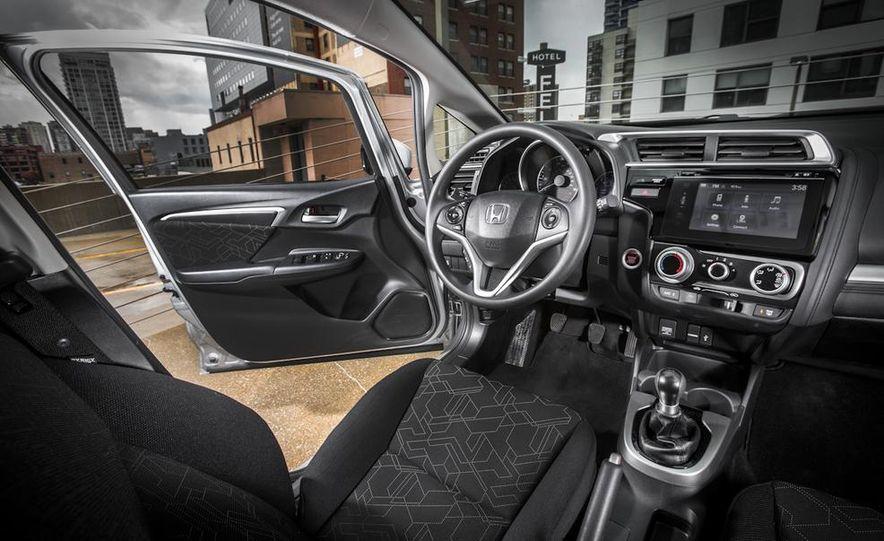 2015 Honda Fit EX - Slide 12