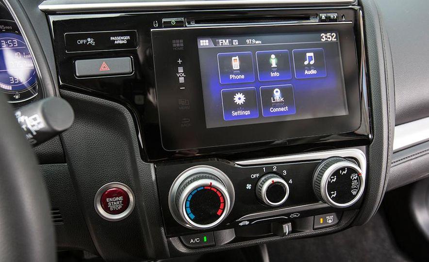 2015 Honda Fit EX - Slide 17