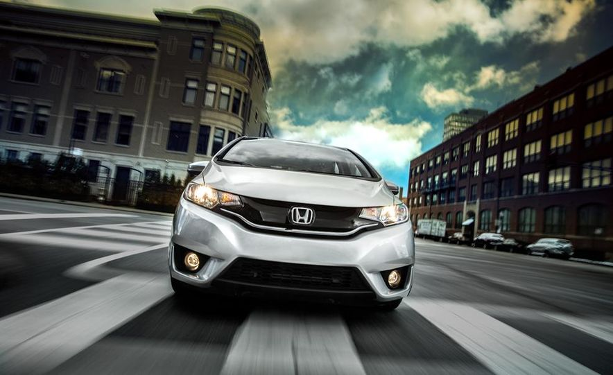 2015 Honda Fit EX - Slide 2