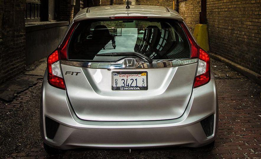 2015 Honda Fit EX - Slide 8