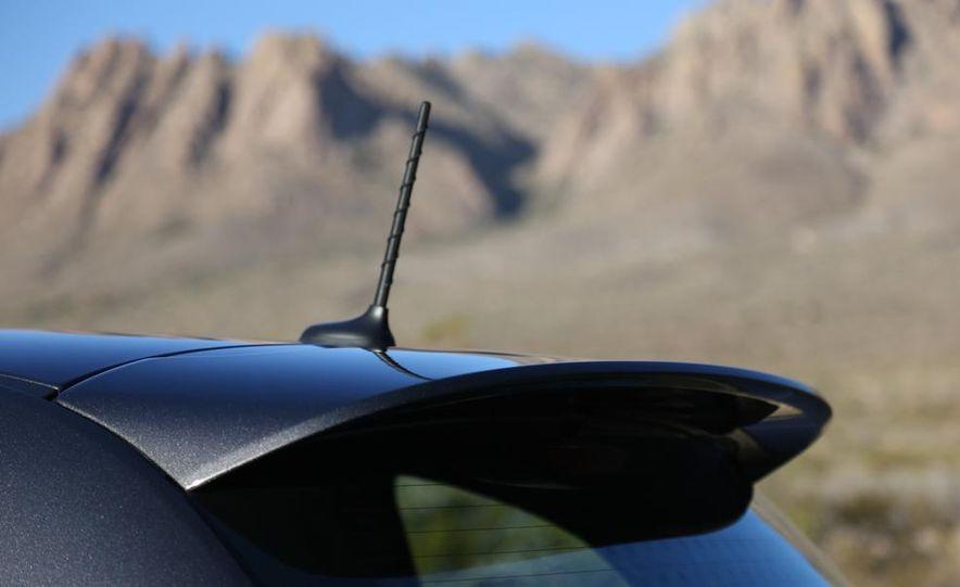 2014 Ford Fiesta ST, 2014 Mini Cooper S Hardtop, and 2014 Fiat 500 Abarth - Slide 20
