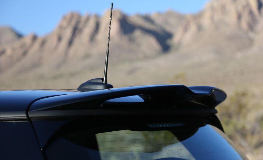 2014 Ford Fiesta ST, 2014 Mini Cooper S Hardtop, and 2014 Fiat 500 Abarth - Slide 39