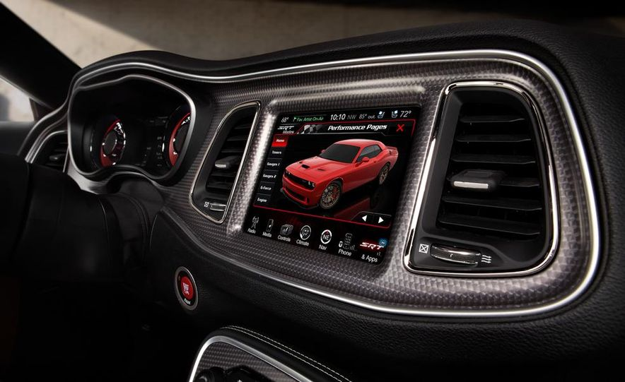 2015 Dodge Challenger SRT Hellcat and Challenger SRT - Slide 24