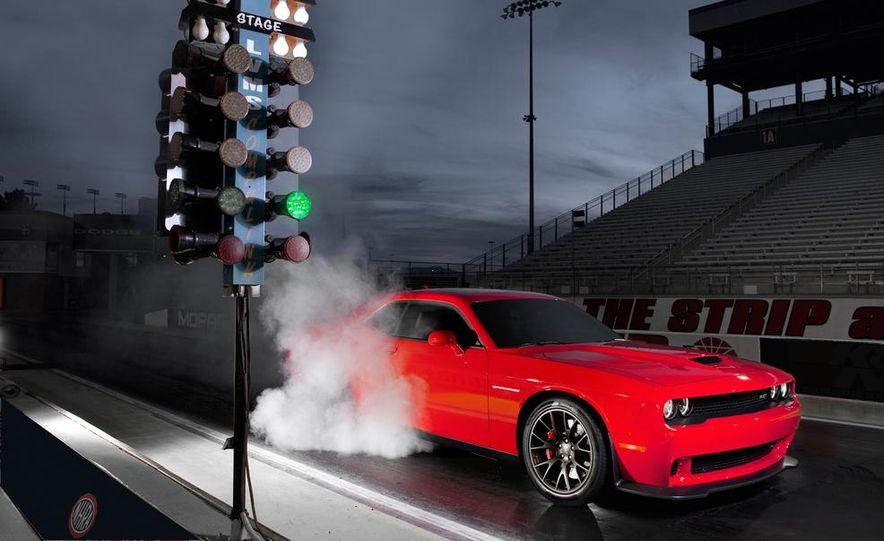 2015 Dodge Challenger SRT Hellcat and Challenger SRT - Slide 4