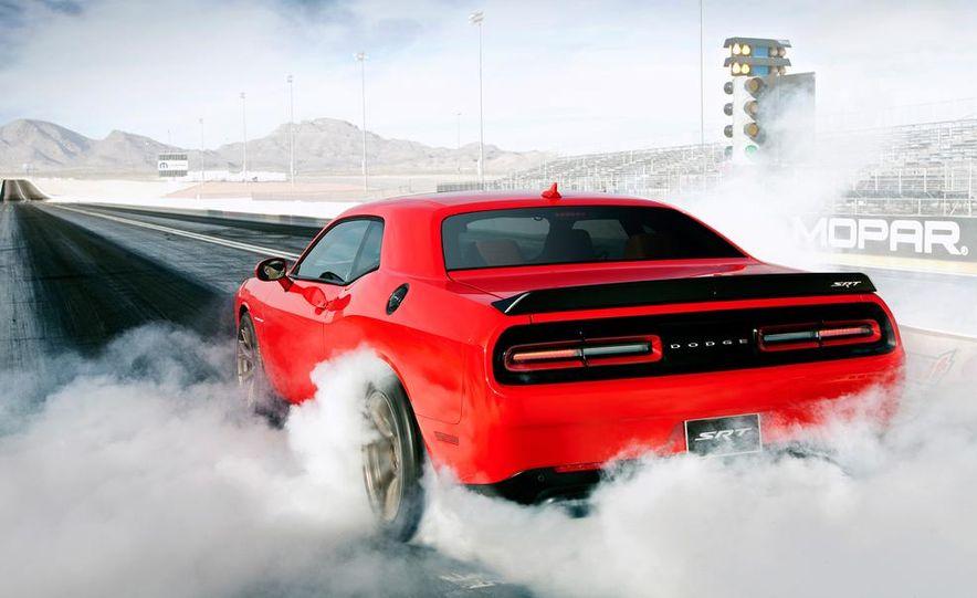 2015 Dodge Challenger SRT Hellcat and Challenger SRT - Slide 5