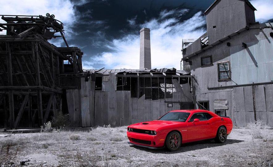2015 Dodge Challenger SRT Hellcat and Challenger SRT - Slide 8