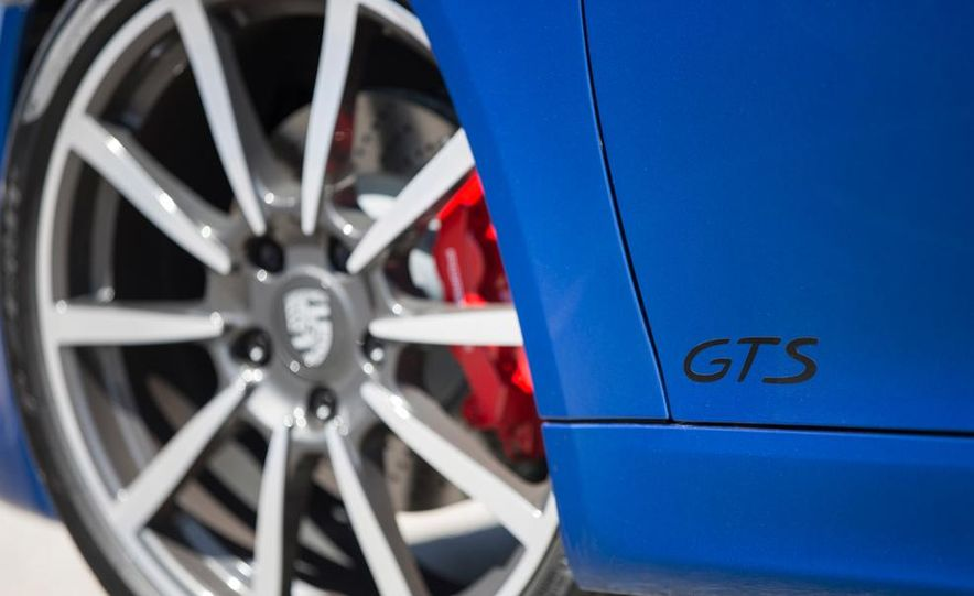 2015 Porsche Boxster GTS - Slide 40