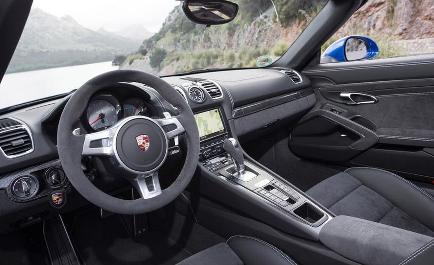 2015 Porsche Boxster GTS - Slide 46