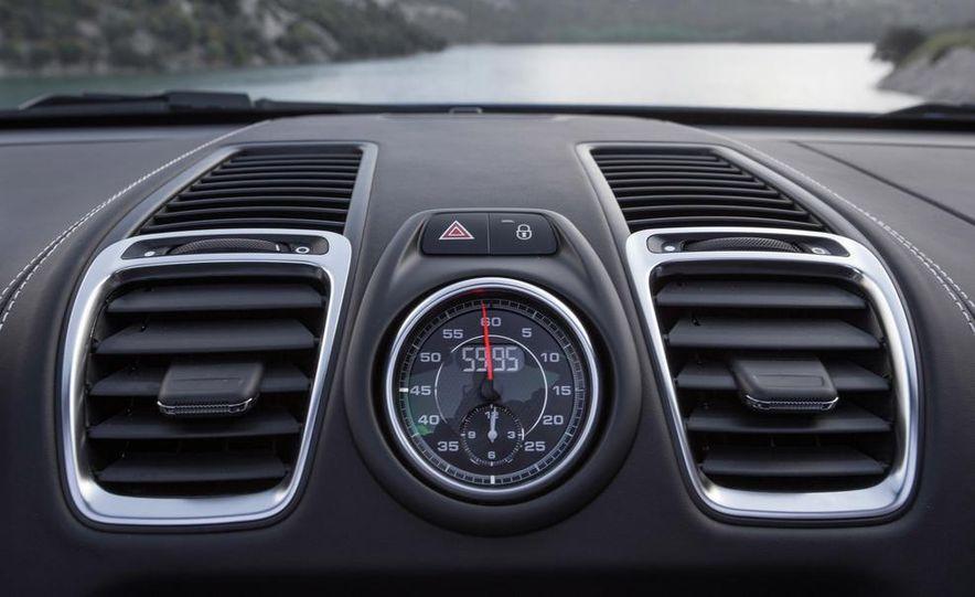 2015 Porsche Boxster GTS - Slide 50