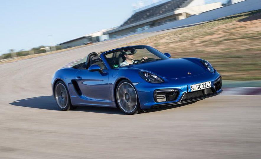 2015 Porsche Boxster GTS - Slide 2