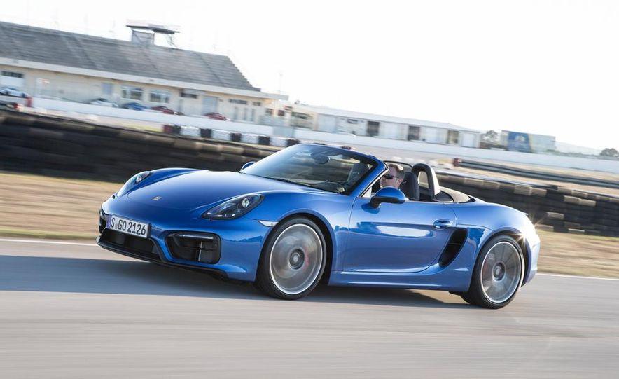 2015 Porsche Boxster GTS - Slide 4