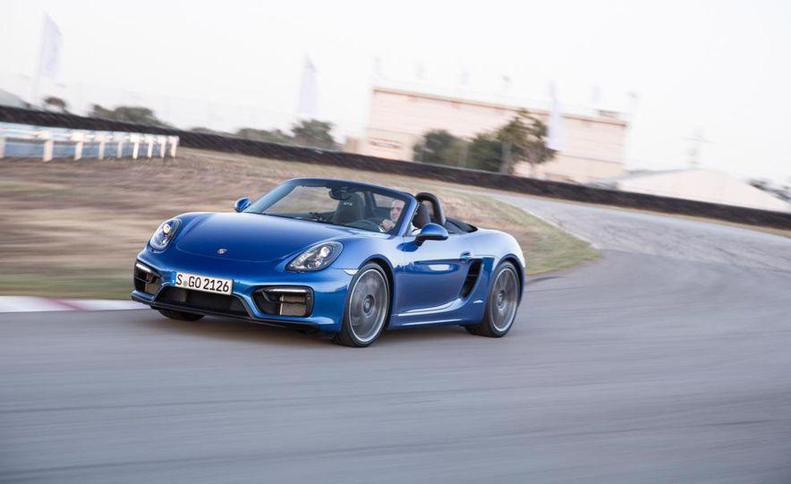 2015 Porsche Boxster GTS - Slide 5