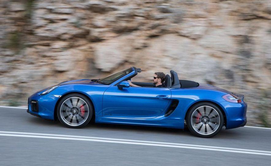 2015 Porsche Boxster GTS - Slide 15