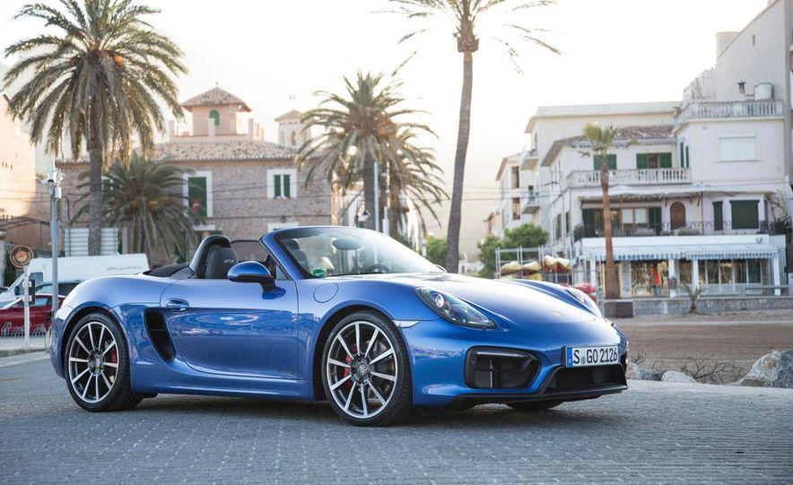 2015 Porsche Boxster GTS - Slide 17