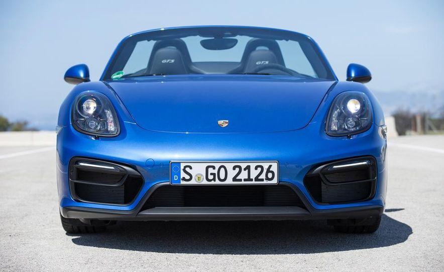 2015 Porsche Boxster GTS - Slide 27