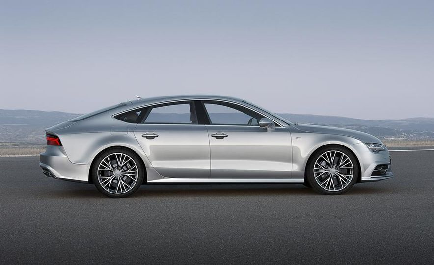 2016 Audi S7 Quattro - Slide 16