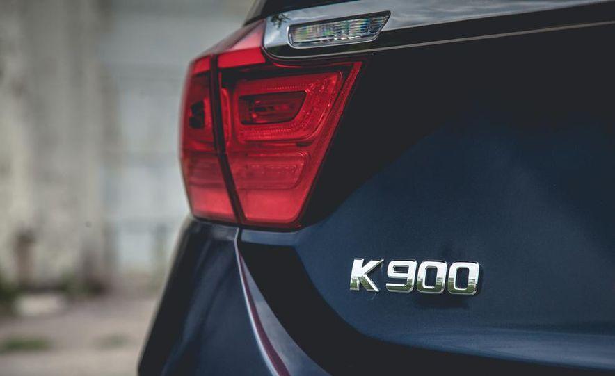 2015 Kia K900 - Slide 31
