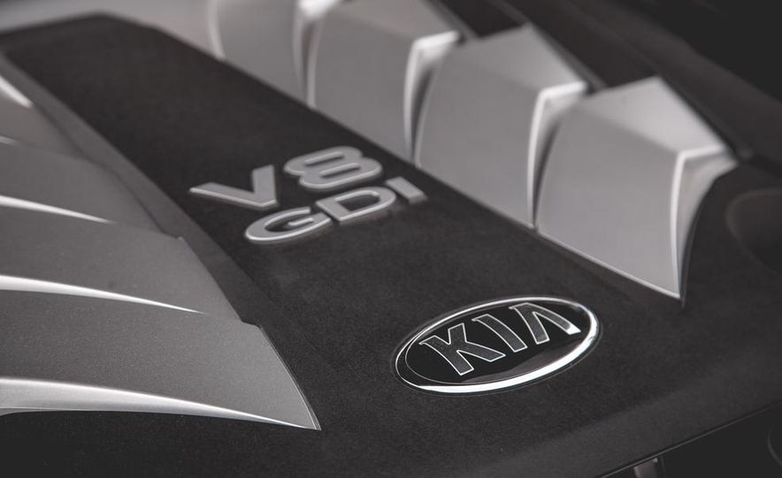 2015 Kia K900 - Slide 74