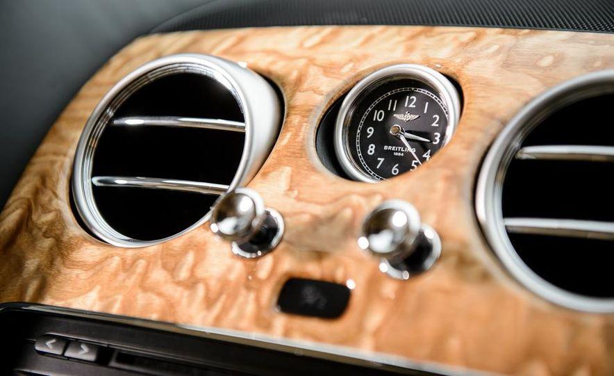 2015 Bentley Flying Spur V8 (Euro-spec) - Slide 98