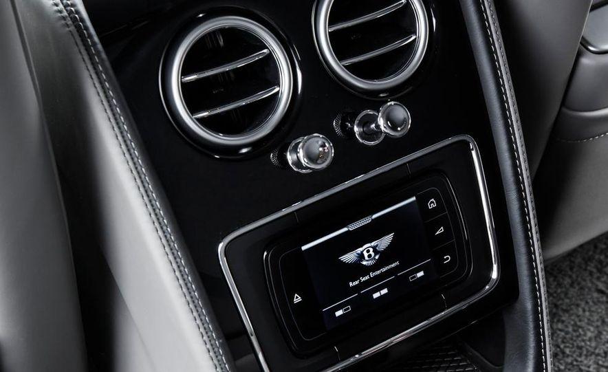 2015 Bentley Flying Spur V8 (Euro-spec) - Slide 59