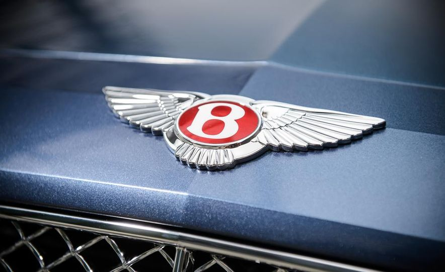 2015 Bentley Flying Spur V8 (Euro-spec) - Slide 20
