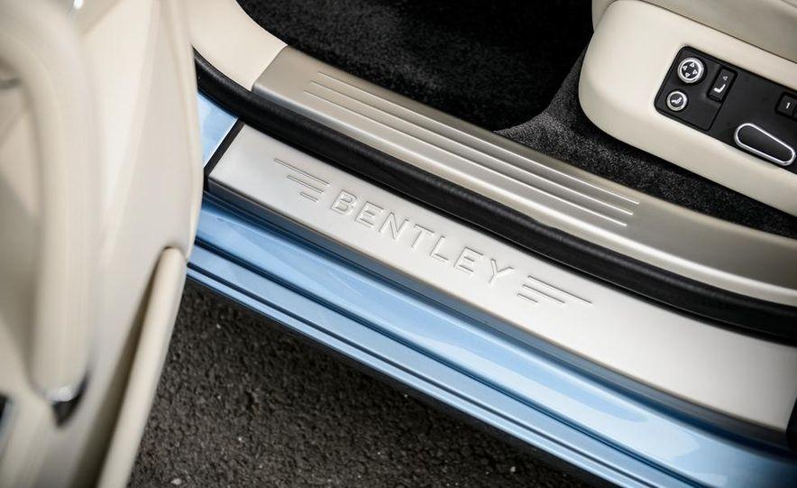 2015 Bentley Flying Spur V8 (Euro-spec) - Slide 69